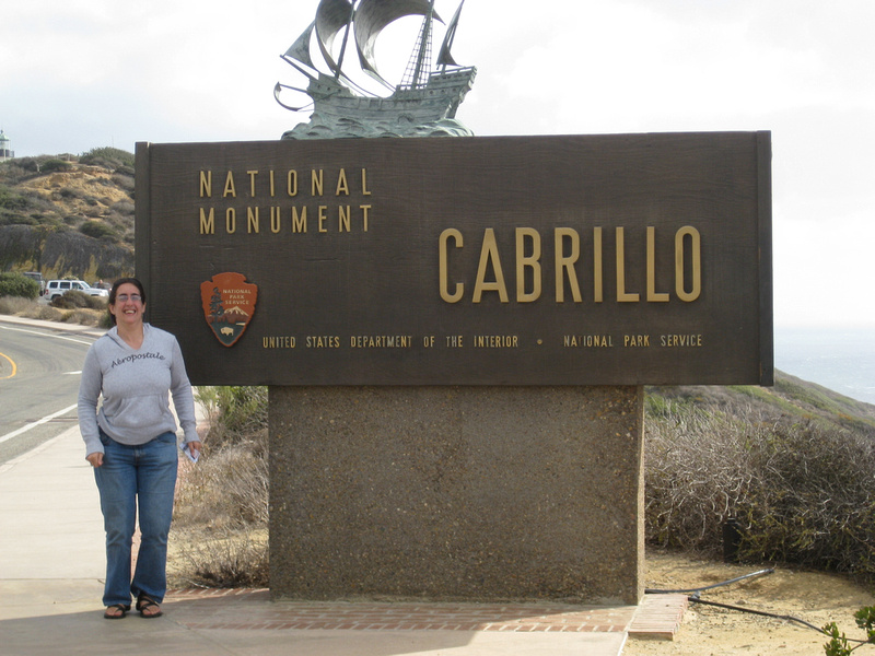 Cabrillo Nat'l Monument - November 9, 2008