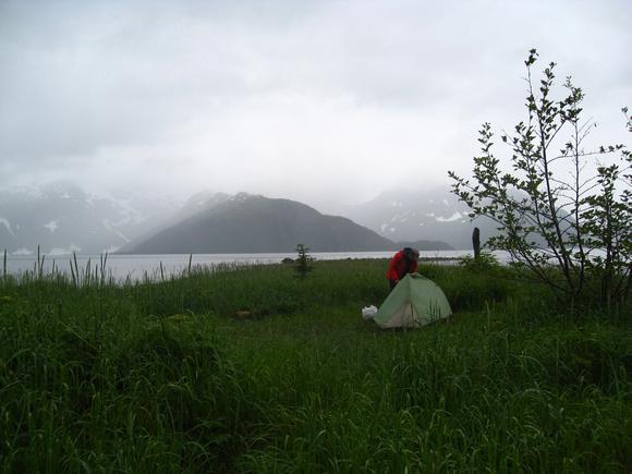 open-tent
