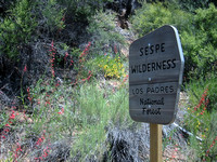 Sespe Wilderness, Los Padres NF - May 14-15, 2005
