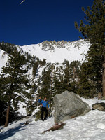 Mt. Baldy - January 15, 2011
