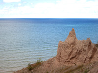 Chimney Bluffs SP - September 14, 2013